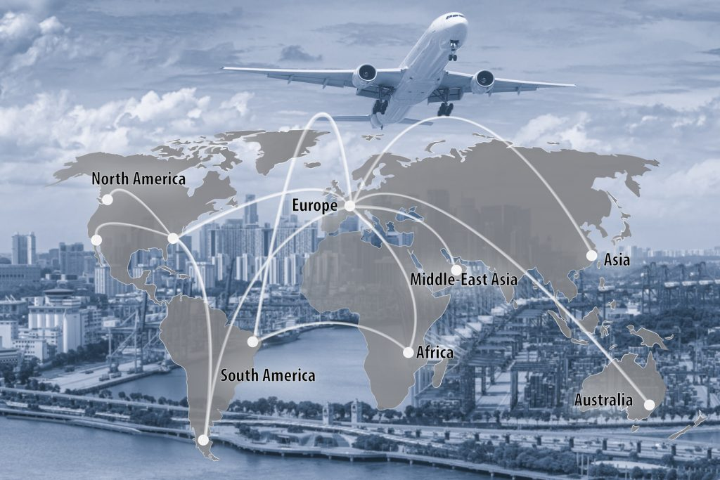 global flight tracking